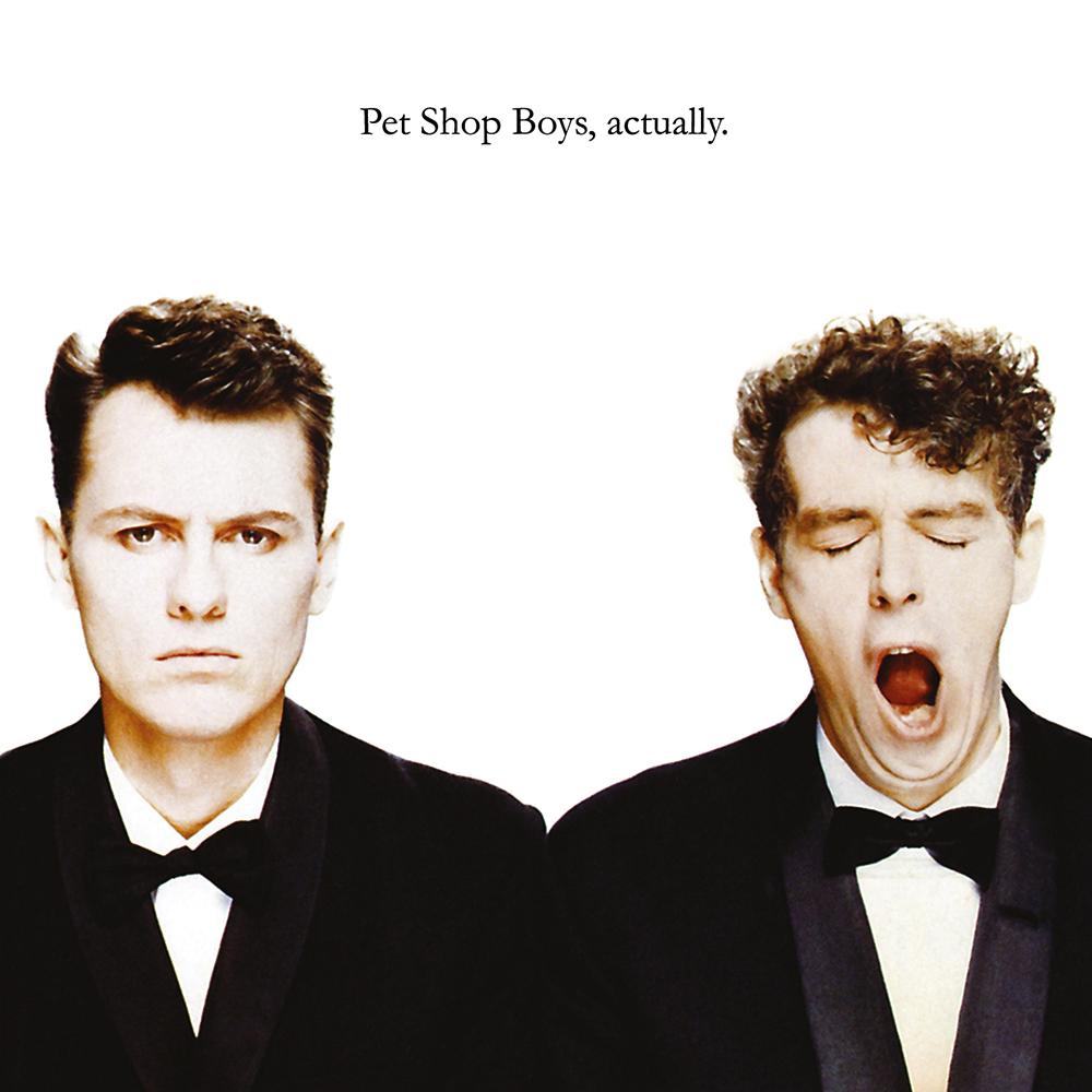 Pet Shop Boys Electric Wallpaper